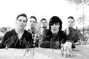 Sleeping with Sirens Signed