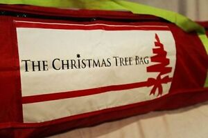 Christmas Tree STORAGE BAG FIBRE OPTIC 2.1m x 26cm x 23cm Large