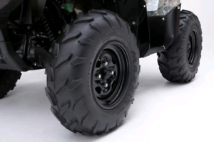 Brand new tires from 2017 Yamaha Grizzly