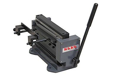 Kaka Industrial 8 Inches Manual Mini Shearbrake Combination Machine