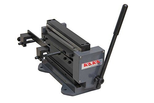 KAKA Industrial 8 inches Manual Mini Shear/brake Combination Machine
