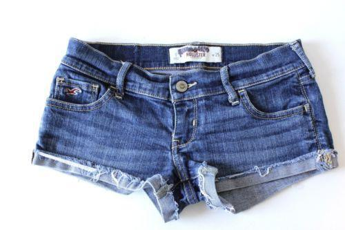 hollister jean shorts - photo #46