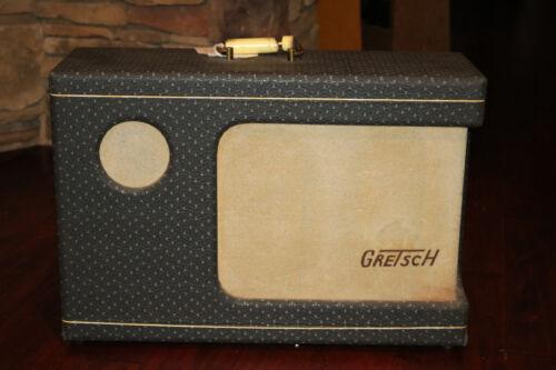 1956 Gretsch Twin wraparound amplifier