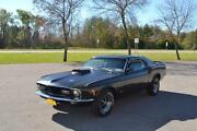1970 Mustang Fastback