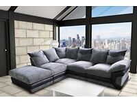 MODERN LOOK DINO 3+2 SEATER OR CORNER SOFA AVAILABLE IN STOCK _ORDER NOW_