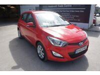 Hyundai I20 ACTIVE (red) 2013