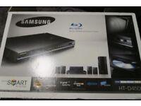 Samsung Smart Blue Ray Surround Sound System
