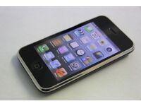 APPLE iPHONE 3G 8GB (BLACK) Refurbished