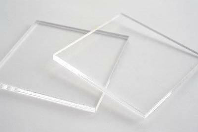 Clear Perspex Acrylic Plastic Sheet Cut to Size - Window Transparent Glass Repla