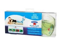 Heat In A Click Instant Re-Useable Heat Pack Foot Pad (Various Colours)