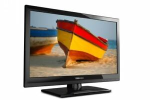 Toshiba 24SL410U 24-Inch 1080p 60 Hz LED HDTV, Black