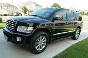 2010 Infiniti QX56 Showroom Condition Only 108kms
