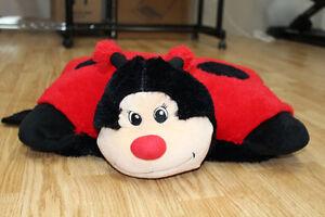 Large Ladybug Pillow/Stuffed Animal Cambridge Kitchener Area image 1
