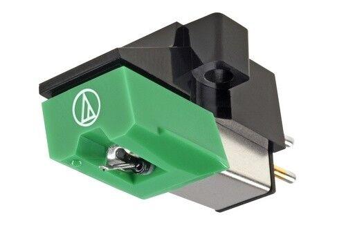 Audio-Technica Dual Magnet Phonograph Cartridge Green AUD AT95E
