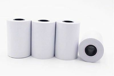 100 Rolls 2-14 X 50 Verifone Vx520 Nurit 8000 Credit Card Thermal Paper Fd100
