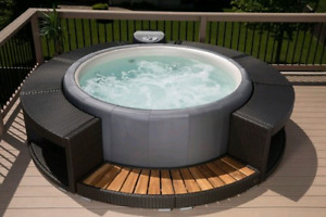 Softub Hot Tubs! Affordable, Portable & Durable