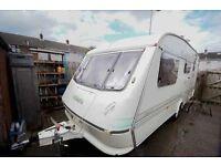 Elddis Typhoon xl Caravan, £ 2500,00 (ono) perfect starter caravan.