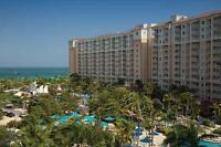 Spend a week in Aruba with family, a 2 bedroom with full kitchen