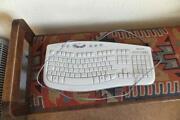 Tastatur Weiß
