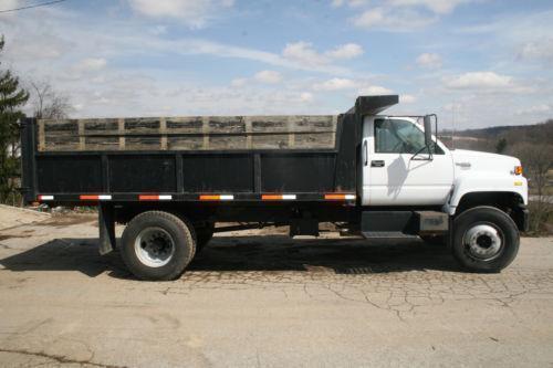 Flatbed Dump Truck Ebay