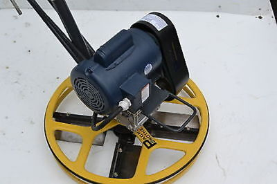 Packer Brothers Pb24 Power Trowel Edger Concrete Electric 24