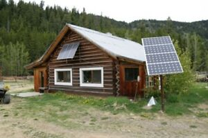 Off Grid Solar Equipment for Cottage Installation Available