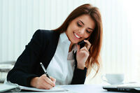 Full Time Experienced Receptionist