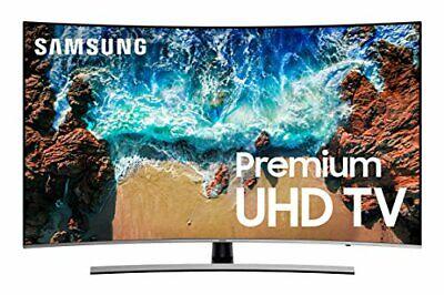 "Samsung UN65NU8500FXZA Curved 65"" 4K UHD 8 Series Smart LED"