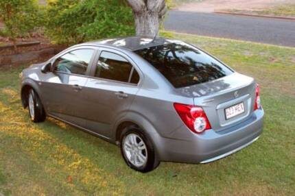 2012 Holden Barina Sedan (Low Km's) Blackwater Central Highlands Preview