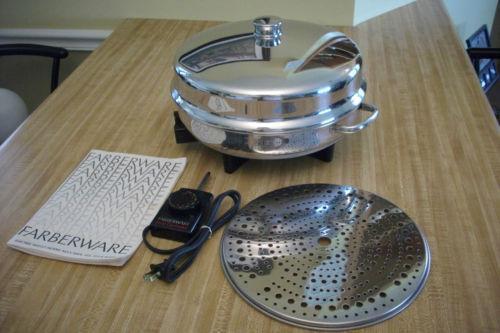 Vintage Farberware Electric Skillet Ebay