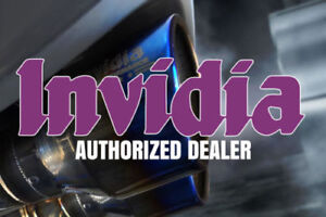 Invidia 13+ Lexus IS 250/IS 350 Q300 w/ Rolled Stainless Steel T