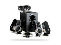 Logitech G51 5.1 Surround Speakers PC