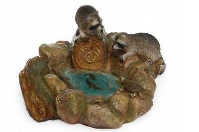 Miniature Dollhouse FAIRY GARDEN - Raccoon Pond - Accessories for sale  Des Plaines