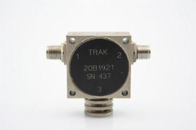Trak High Power Microwave Rf Isolator Ghz Sma 20b1921