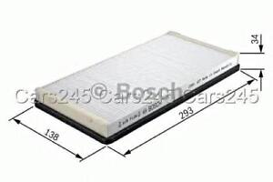BOSCH Cabin Air Filter 2pcs  BMW X6 F16 F86 E71 E72 X5 F15 E70