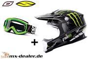Monster Energy Helm
