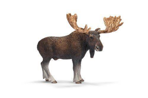 Shleich Moose Bull 14619