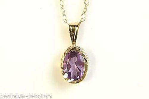 9ct gold pendant ebay 9ct gold pendant and chain mozeypictures Choice Image