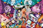 Dragon Ball Z Puzzles
