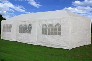 10x30 WHITE Wedding Tent / Party Tent / BBQ Tent / Function Tent