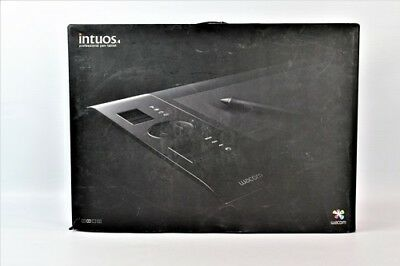 Wacom Intuos4 PTK-640 Medium Tablet, wireless Mouse BOX for sale  Lowell