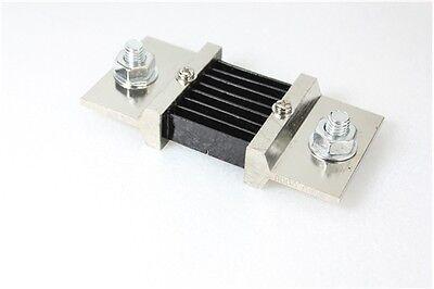 800a 75mv Dc Current Shunt Good4 Digital Analog Meter