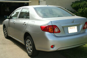2009 Toyota Corolla - Winter and Summer Tires + Rims