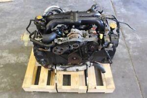 moteur usager turbo et non turbo