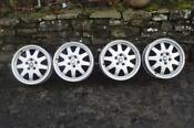 Jaguar x Type Alloy Wheels 16