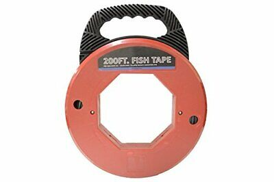 200 Fish Tape Electrical Wire Running Tool