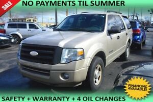 2008 Ford Expedition SSV