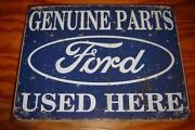Model A Ford Clock
