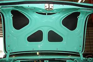 1955 1956 1957 Chevy Trunk Lid  Insulation Belair Sedan Hardtop Conv 2-4 Door