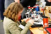 Robotics Demonstration and Workshop at the Sutherland Steam Mill